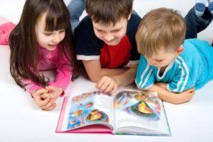Em um espaço para aprendizagens não pode faltar leitura! Veja algumas sugestões! 3